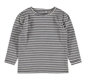 Bilde av Name it, Nmfronla offwhite genser med striper
