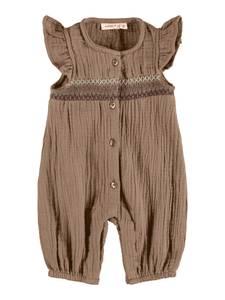 Bilde av Name it, Nbfnamille brunrosa jumpsuit
