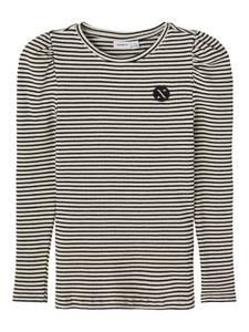 Bilde av Name it, Nkfdyay genser m/ svarte striper